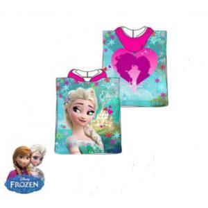 Frozen, Jégvarázs törölköző poncsó