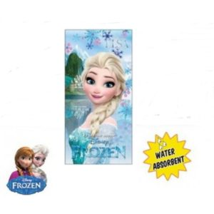 Jégvarázs Elsa törölköző