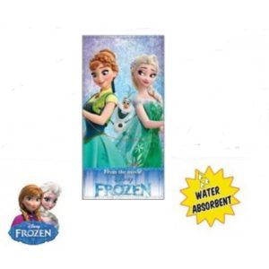 Frozen, Jégvarázs törölköző