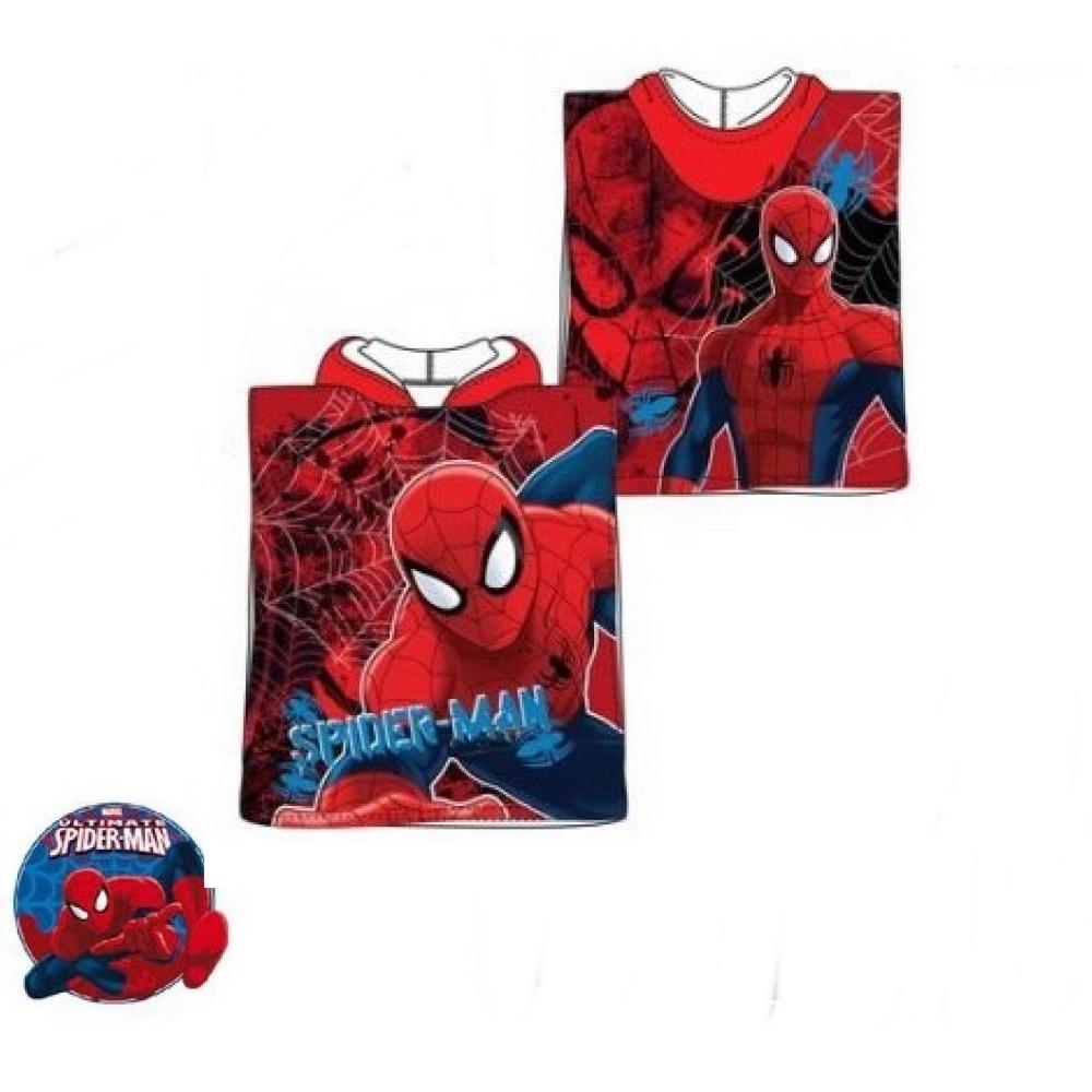 pókember, spiderman törölköző poncsó