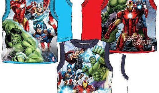 Avengers, Bosszúállók fiú trikó, póló