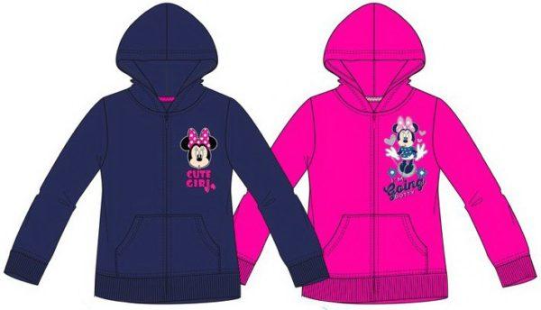 Minnie kapucnis pulóver