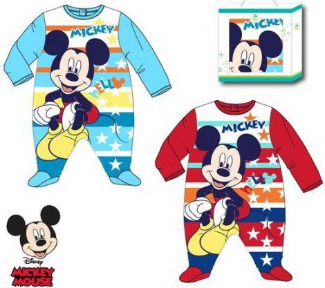 Mickey rugdalózó