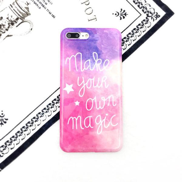 Make your own magic feliratú mobil telefontok