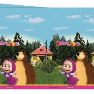 Masha és a Medve Asztalterítő