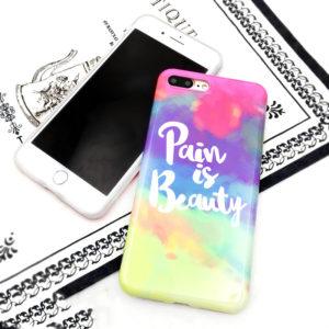 Iphone szivárványszínű telefontok