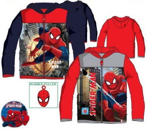 Pókember kapucnis pulóver