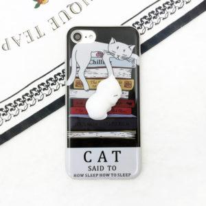 Iphone 3D cicás szilikon telefontok