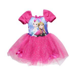 Jégvarázs hercegnős ruha