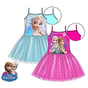 Jégvarázs nyári hercegnő ruha