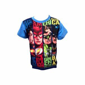 Justice League hősök póló