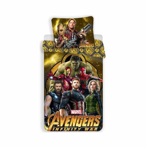 Avengers, Infinity war, Bosszúállók ágyneműhuzat