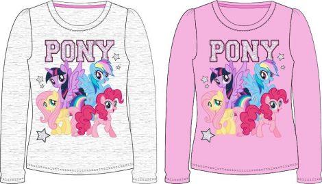 My Little Pony glitteres pulóver