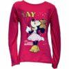 Minnie pulóver sötétrózsaszín