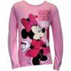 Minnie pulóver világos rózsaszín