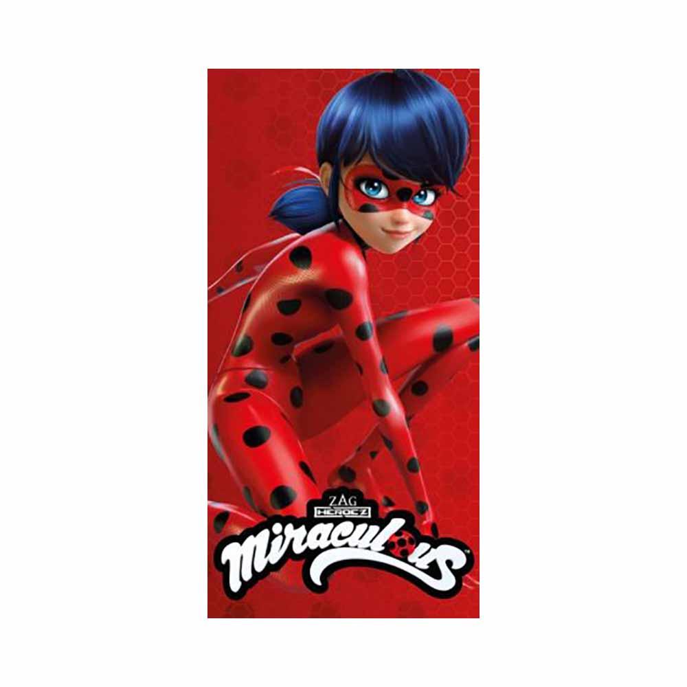 Miraculous, Ladybug törölköző