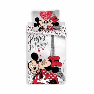 Minnie és Mickey ágyneműhuzat