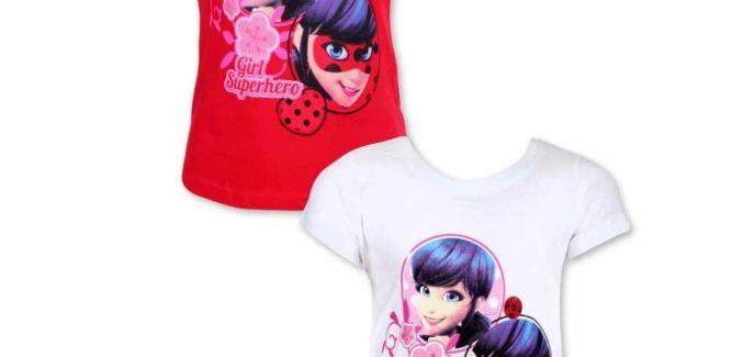 Miraculous, Ladybug, Katicabogár póló
