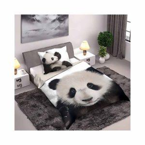 Panda ágyneműhuzat ifjúsági