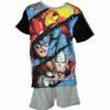 Avengers Bosszúállók pizsama szurke