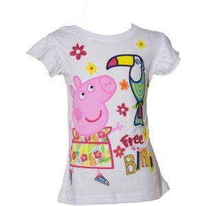 Peppa Pig póló fehér