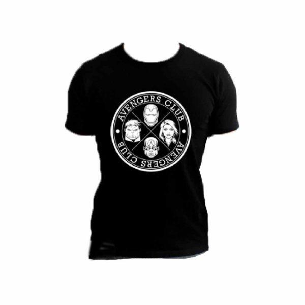 Avengers Club, Bosszúállók klubja póló