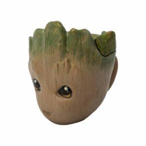 Avengers, Bosszúállók Groot 3D formájú bögre