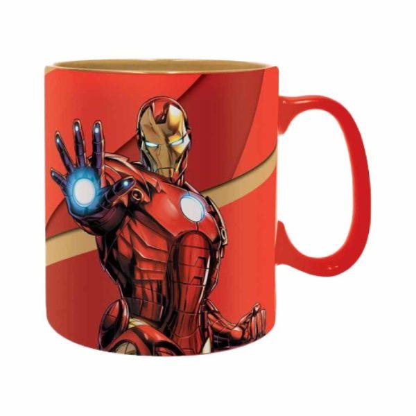 Avengers, Bosszúállók Vasember bögre