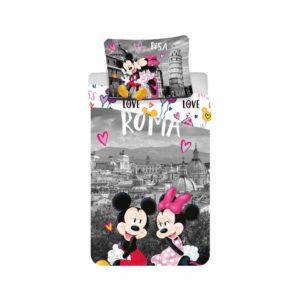 Disney Minnie és Mickey ágyneműhuzat