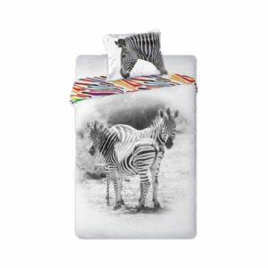 Zebra ágyneműhuzat