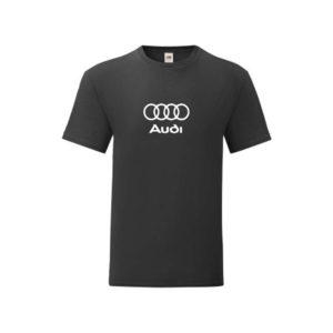 Audi emblémás póló