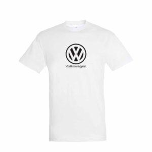 Volkswagen emblémás póló - Fekete