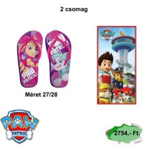 2 csomag