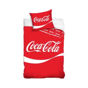 Coca Cola ágyneműhuzat