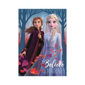 Jégvarázs Anna & Elsa takaró