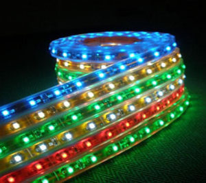 30 cm-es vízálló LED szalag 4 darab