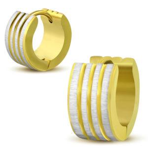 Arany és ezüst színű